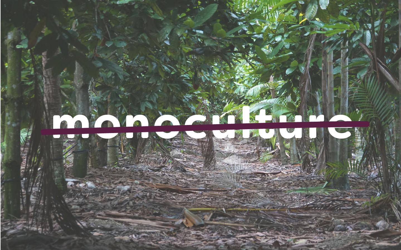 no monoculture